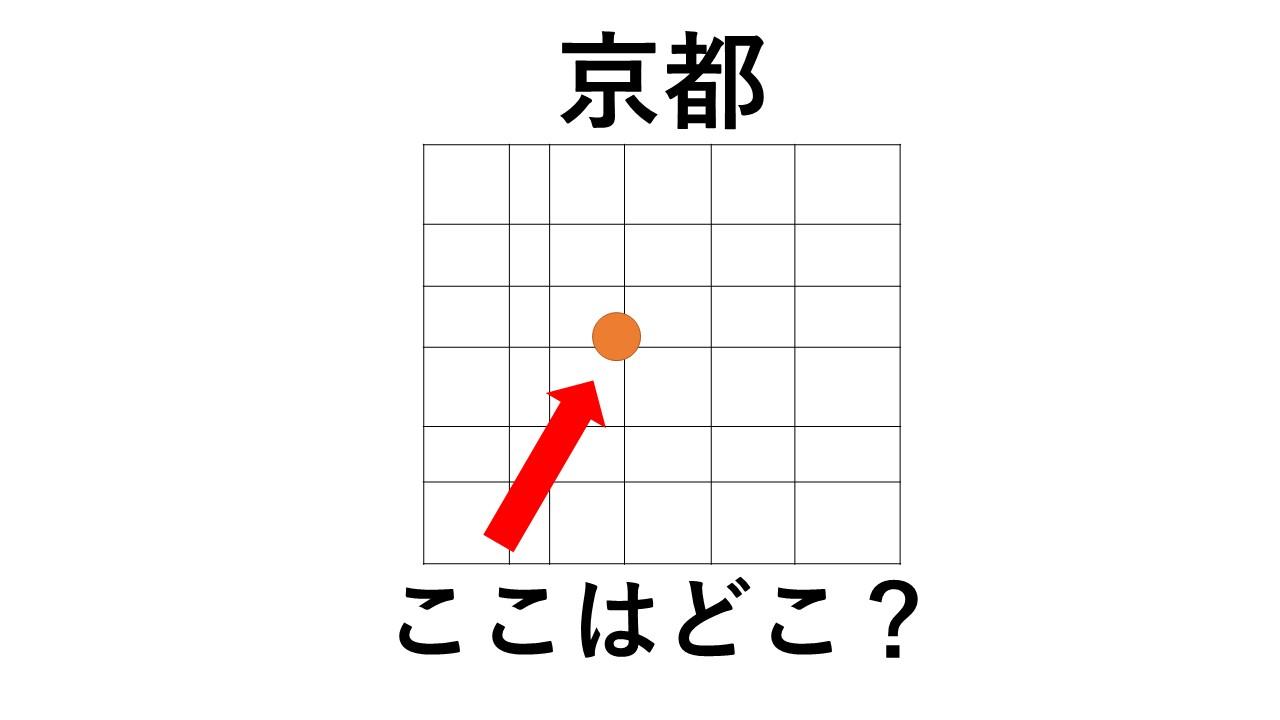 あんさん、よそ者?【激ムズ】京都の地図クイズ!